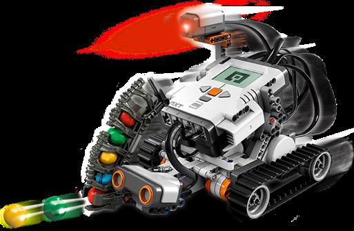 Управляемая машинка из ЛЕГО